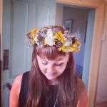 Flower crown Dec 13
